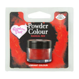 Powder Colour Radical Red (Code: POW236)