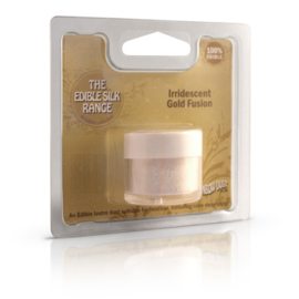 RD Edible Silk - Irridescent Gold Fushion (Code: ESK201)