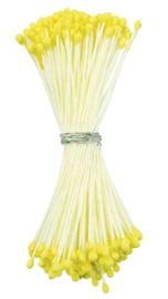 Culpitt Stamens Medium Yellow 72st