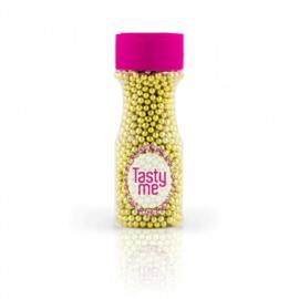 Tasty Me - Parels Metallic Goud 4mm