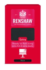 Renshaw Extra 1kg Black/zwart (code: 02832)