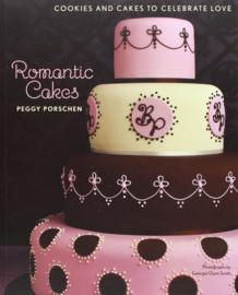 Boek: Romantic Cakes - Peggy Porschen (Engelstalig)