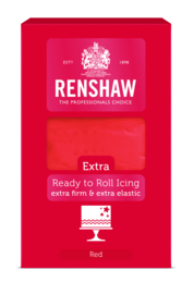 Renshaw Extra 1kg Red/Rood (code: 02833)