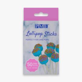 PME Lollipop Sticks -11,5cm - pk/50