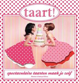 Boek: Taart! - Monica en Saskya Kuhne