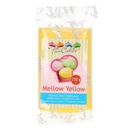 FunCakes Rolfondant Mellow Yellow 250g