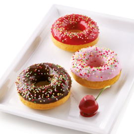 Silikomart - Siliconen Donutvorm