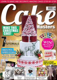 Cake Masters Magazine issue 62 November 2017