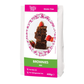 Tasty Me - Brownies Mix Glutenvrij 400g