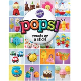 Boek: Wilton Pops! Sweets on a stick