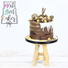 Luxe Chocolate Drip Cake