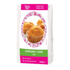 Tasty Me - Cupcake/ Cake Mix Glutenvrij 400g