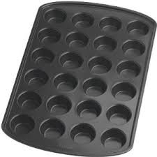 Wilton Cake Pan Perfect Results 24 Cup Muffin Pan