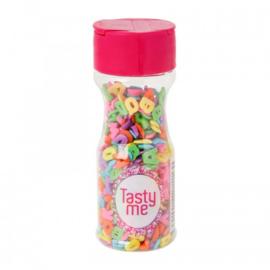 Tasty Me - Suikerdecoratie Letterpret
