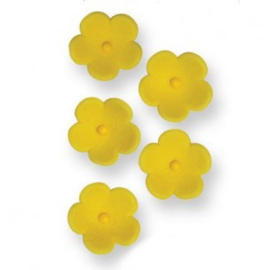 PME - Medium Yellow Blossoms (30/PK)
