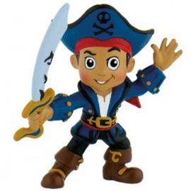 Disney Figuur - Kapitein Jake [12889]