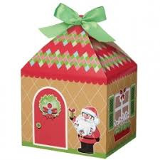 Wilton Tent Treat Boxes Sweet Holiday Sharing pk/4