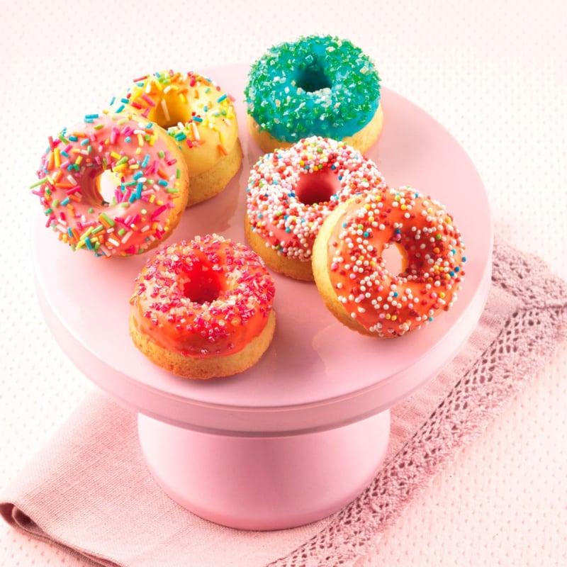 Silikomart - Silicone Mini Donut Mould