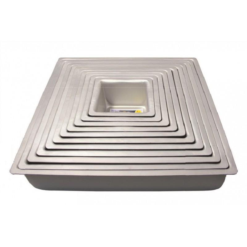 PME Bakvorm Vierkant 12,5 x 12,5 x 7,5 cm