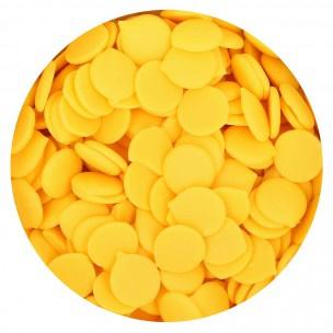 FunCakes Deco Melts -Geel/Yellow- 250g