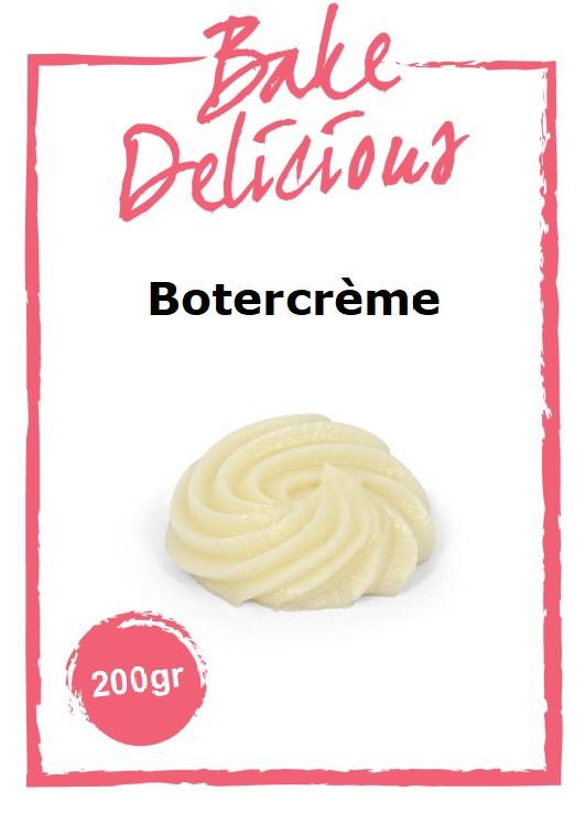 Bake Delicious - Botercreme 200gr