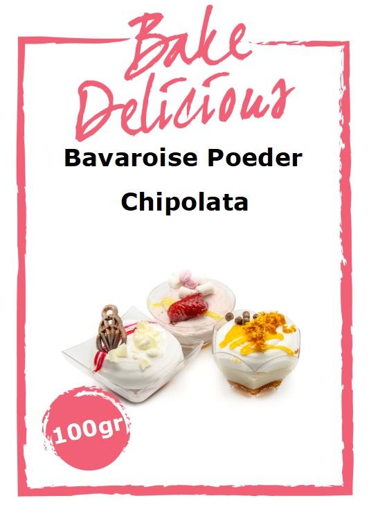 Bake Delicious - Bavaroise Poeder Chipolata 100gr