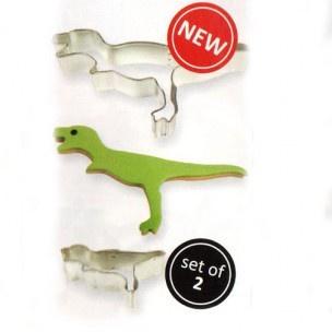 PME Dino Koekjesuitsteker Set/2