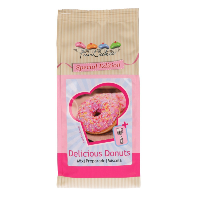 Funcakes Donuts Mix