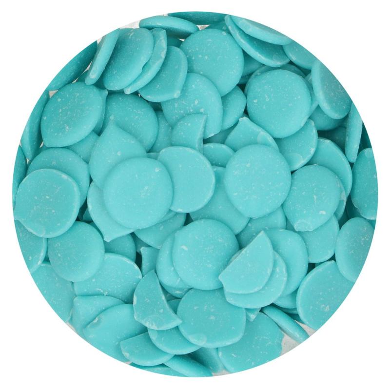 FunCakes Deco Melts - Licht Blauw/ LightBlue- 250g