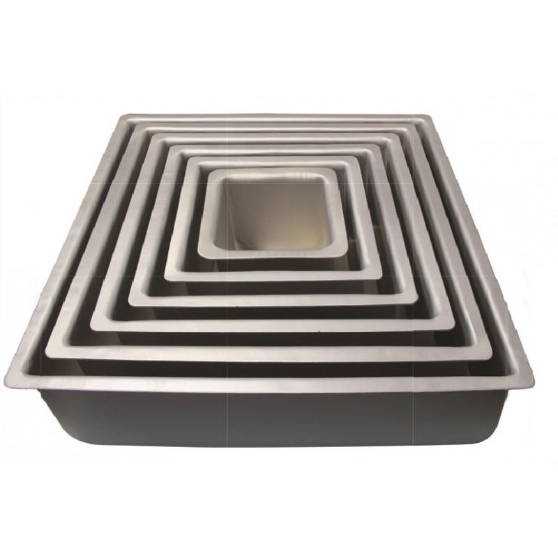 PME Extra Deep Square Pan 17,5 x 17,5 x 10cm