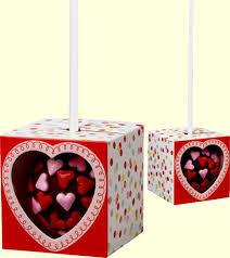 Wilton Pops Gift Box Single Hearts pk/12