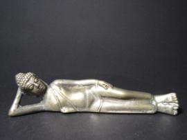 Liggende of reclining Boeddha beeld