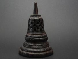 Buddha Tempel Buddha bevind zich in de koepel