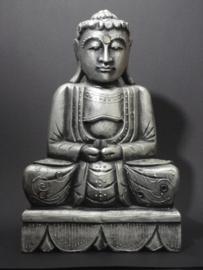 Indische Boeddha  hout