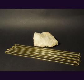 Ketting Gold Platted Goud Verguld