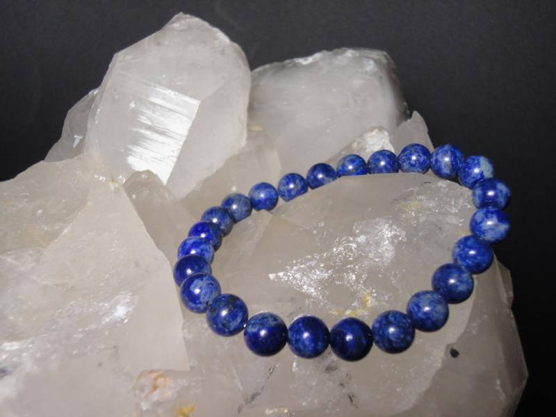 Lapis Lazuli edelsteen armband