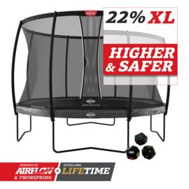 Berg Elite 430 Grey levels + SafetyNet DLX XL