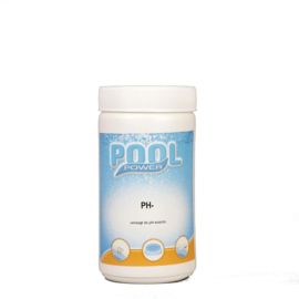 POOL POWER PH MIN FLACON 1,5KG