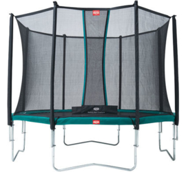 Berg Favorit en Favorit Inground Trampoline
