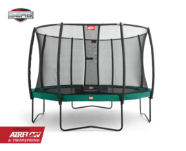 Berg Champion 270 + SafetyNet DeLuxe