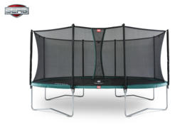 Berg Grand  en Grand  Inground Trampoline
