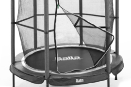 Salta Junior Trampoline Black