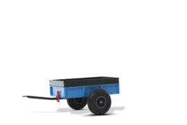 Berg Steel trailer