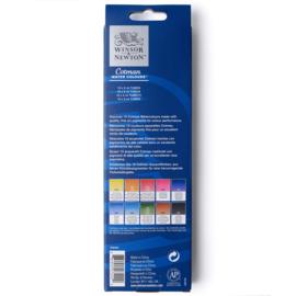 Winsor & Newton Cotman Water Colours tubes - set van 10