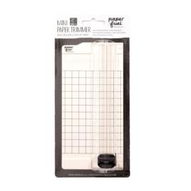 Paperfuel - Mini papiersnijder 6,5 x 15,3 cm