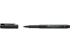 Faber Castell Tekenstift  Pitt Artist pen 1,5 mm - 199 zwart
