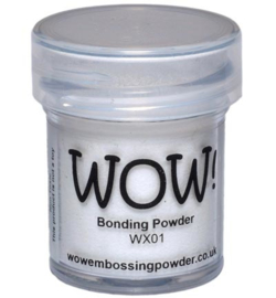 WOW Embossing Powder en Gitters
