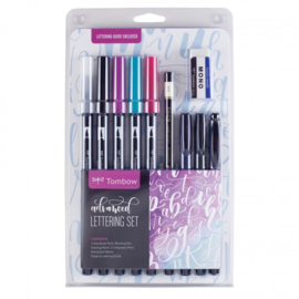 Tombow handlettering set advanced