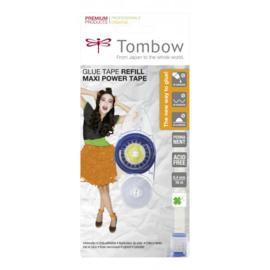 Navulling Tombow Maxi Power Glue Tape - Permanent lijmroller