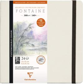 Clairefontaine Aquarelpapier